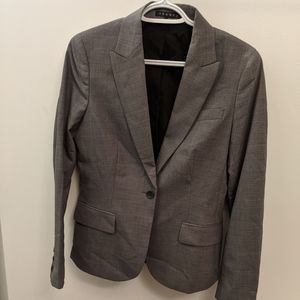Gray Theory Blazer